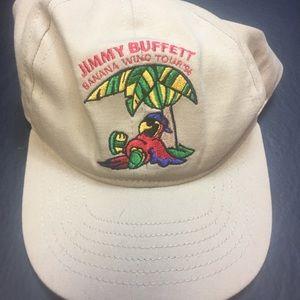 Jimmy Buffet Banana Wind Tour 1996 Concert Dad Hat